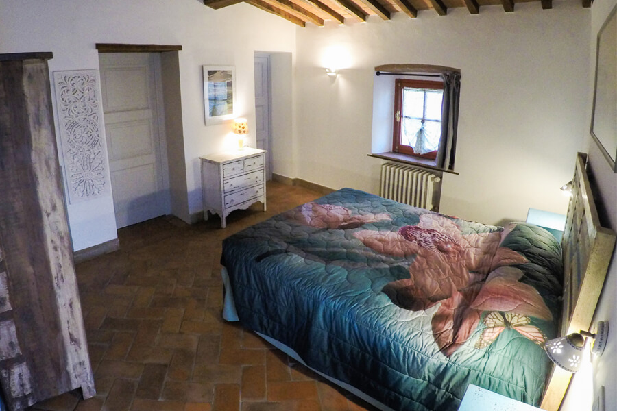 Bed and breakfast nel Chianti fiorentino con tre camere private